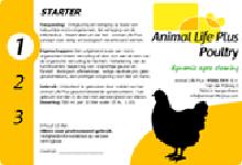 Animal Life Plus Starter